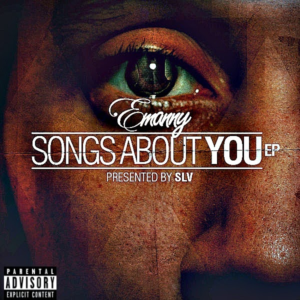 Emanny - Songs About YOU - EP (2014 Version) Cover