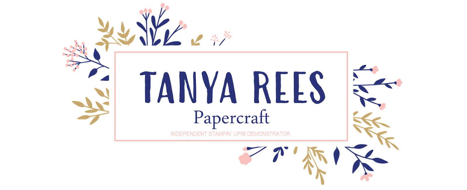Tanya Rees Papercraft