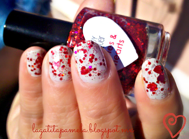 candy lacquer valentine's day collection