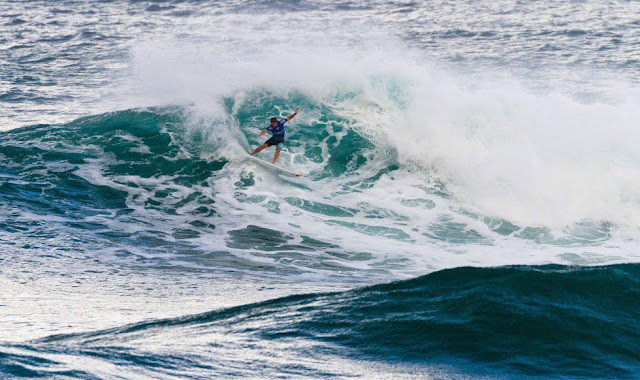 67 Vans World Cup of Sufing 2014 Ian Walsh Foto ASP