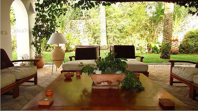Fotos de terrazas terrazas y jardines terrazas de casas for Ideas de terrazas rusticas