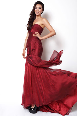 China's Yu Wenxia Miss World 2012