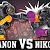 DSLR: Canon VS Nikon Infographic