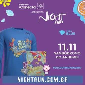 Night Run - Etapa Blue - SP