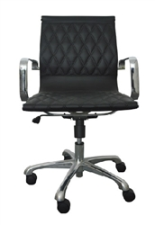 Annie Series Leather Office Chair
