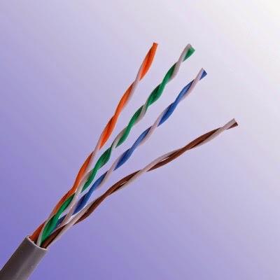 Susunan Kabel UTP dan STP