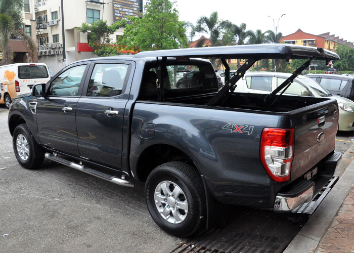 top up 4x4 centre ford ranger t6