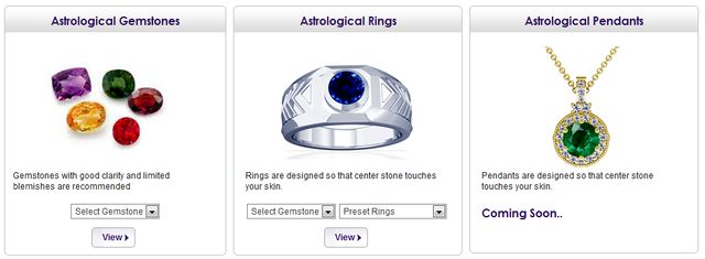 A Great Gift - Astrological Jewelry