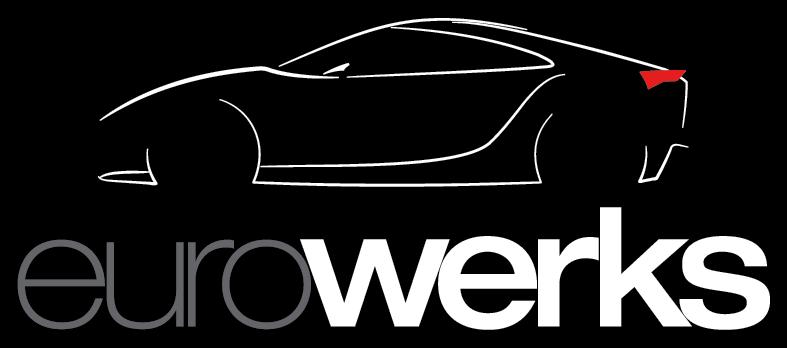 Sports Car Outline Logo