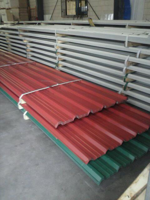 instaladores chapa trapezoidal y panel montadores de