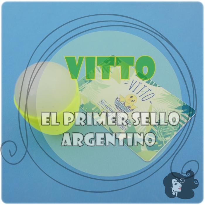 VITTO - El Primer Sello Argentino ~ by Gladiola