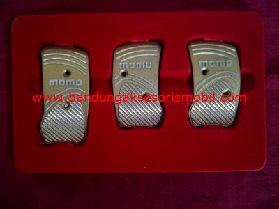 Pedal Gas Momo Ori 0027-Y Gold