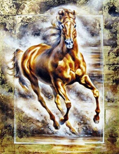 lienzos-oleo-de-caballos