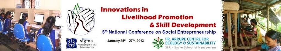 5th National Conference on Social Entrepreneurship