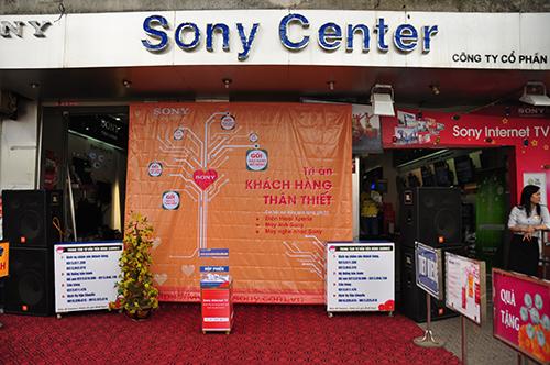 Địa chỉ phân phối sản phẩm hãng SONY tại Hải Phòng