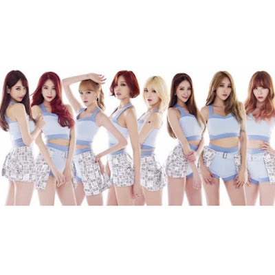 Nine Muses - 9Muses SS Edition