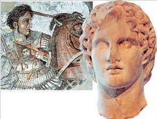 Ο Μέγας Αλέξανδρος κατακτά την πληροφορική