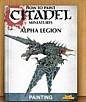 Guía de pintura de Warhammer 40000: Legión Alfa