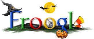 Froogle Halloween 2004