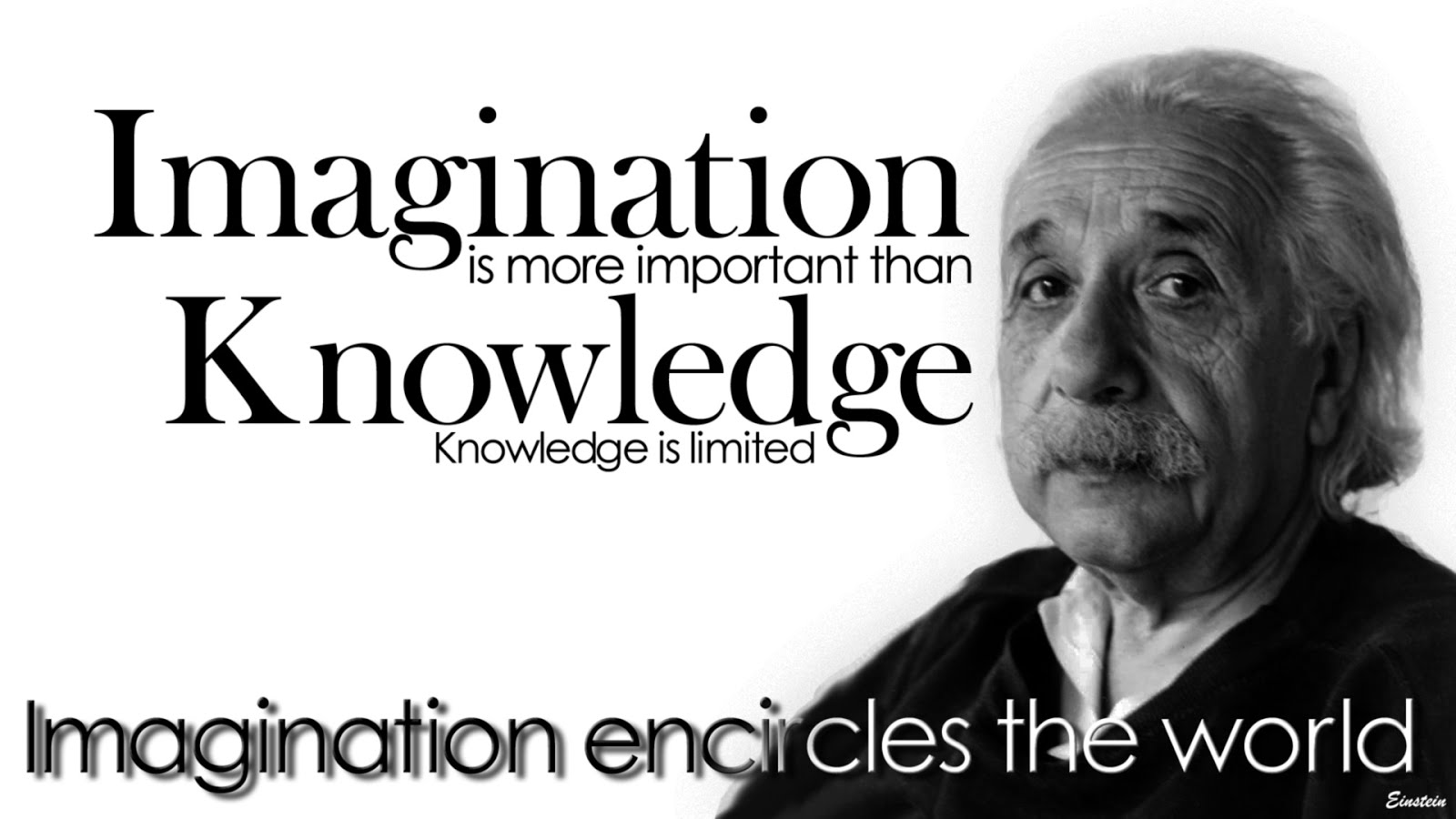 So True, Mr. Einstein