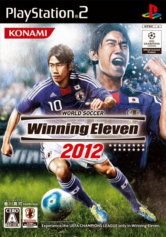 Pasword Winning Eleven PS2 2014 Lengkap