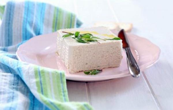 Tofu Cremoso Fatto In Casa Alle Erbette