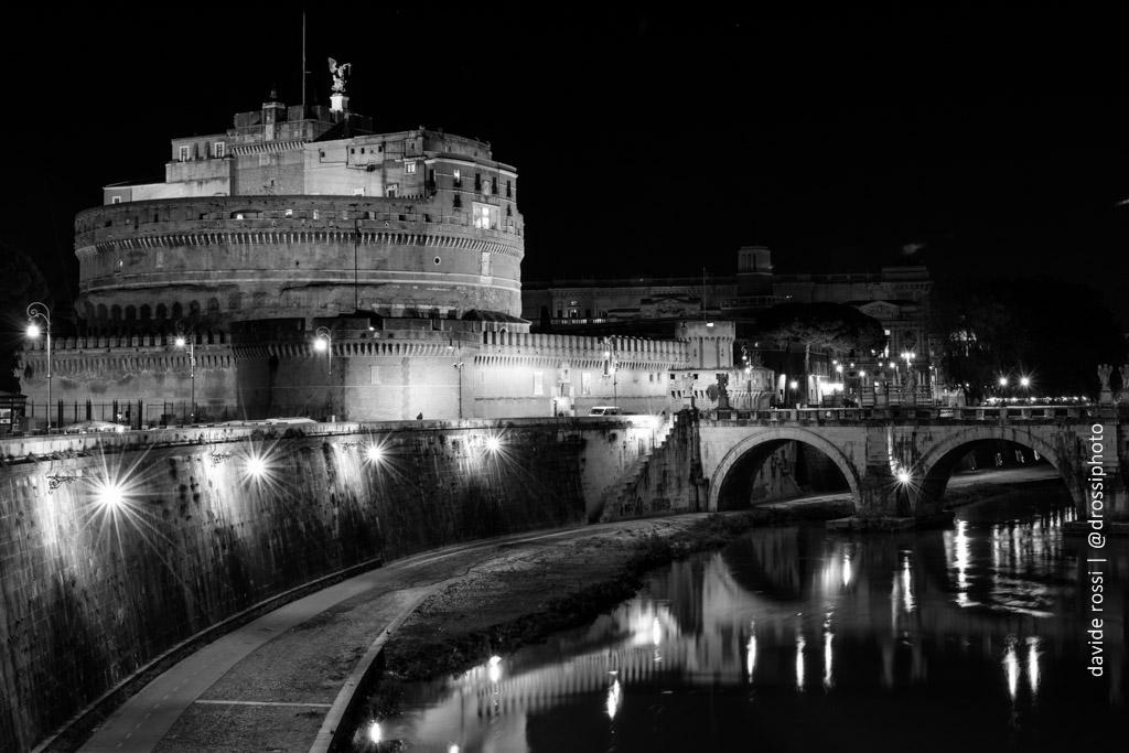Castel SantAngelo - Roma - Davide Rossi fotografia