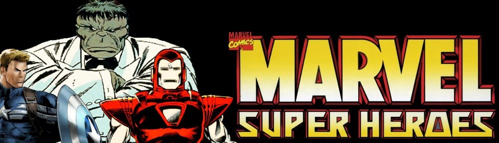 The Marvel Super Heroes Podcast