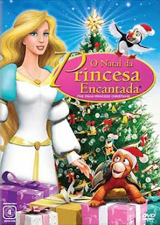 Download O Natal da Princesa Encantada   Dublado