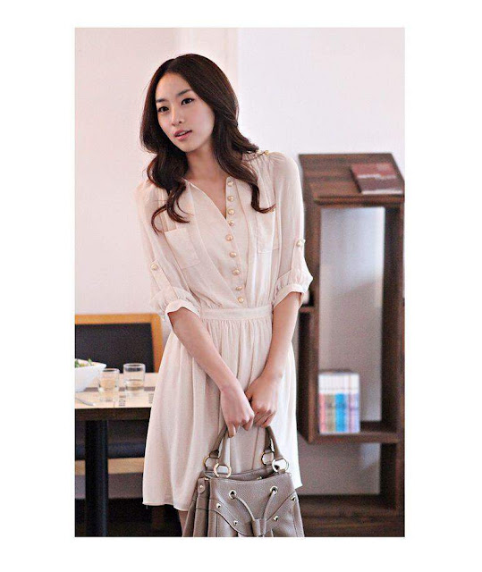 Dress Import Brown