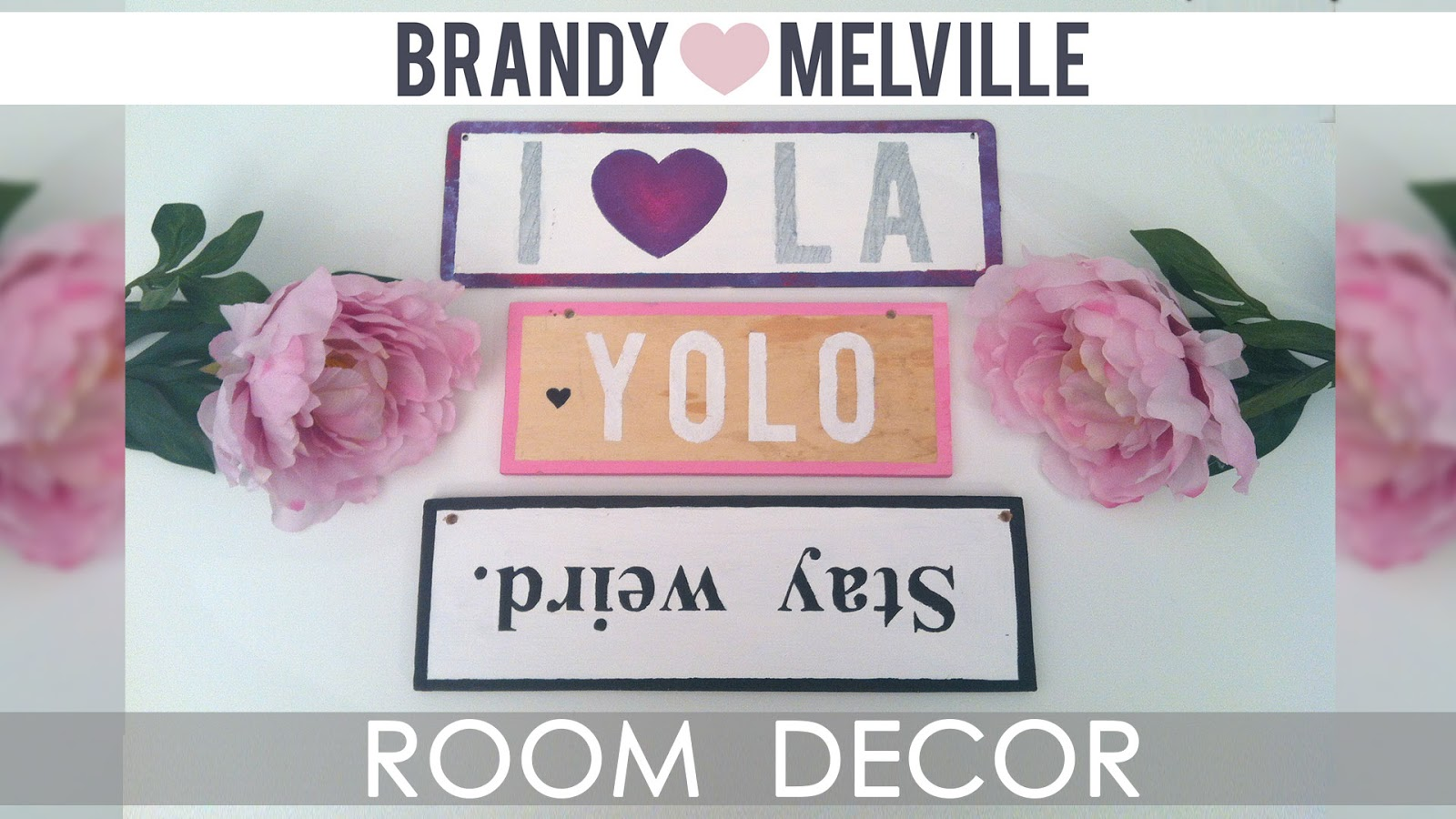http://serenaloserlikeme.blogspot.it/2014/07/diy-room-decor-brandy-melville-inspired_21.html