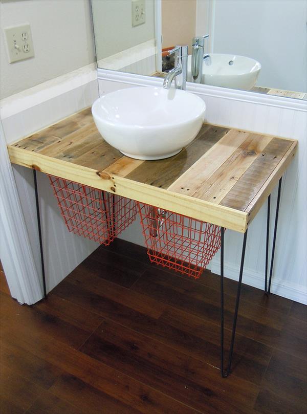 Meubles et autres objets a faire pour la salle de bain et les ...