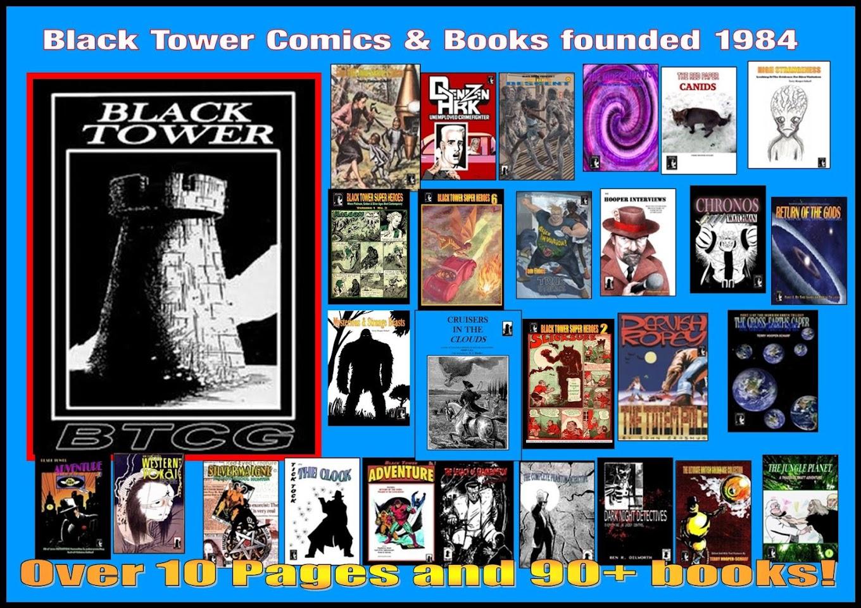 BLACK TOWER COMICS & BOOKS