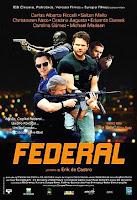 Filme Poster Federal DVDRip XviD & RMVB Nacional