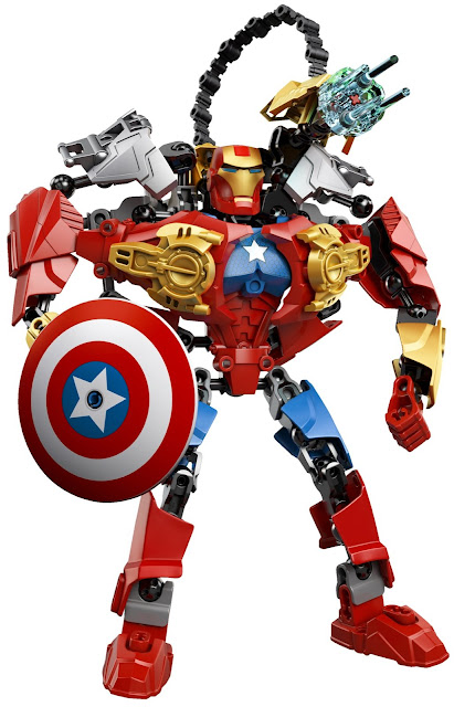 LEGO Super Heroes Iron Man 4529: LEGO Super Heroes Iron Man 4529