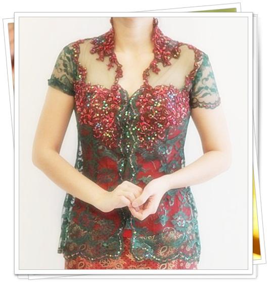 Model Baju Kebaya Terbaru 2017 - Blog Azamku.Com