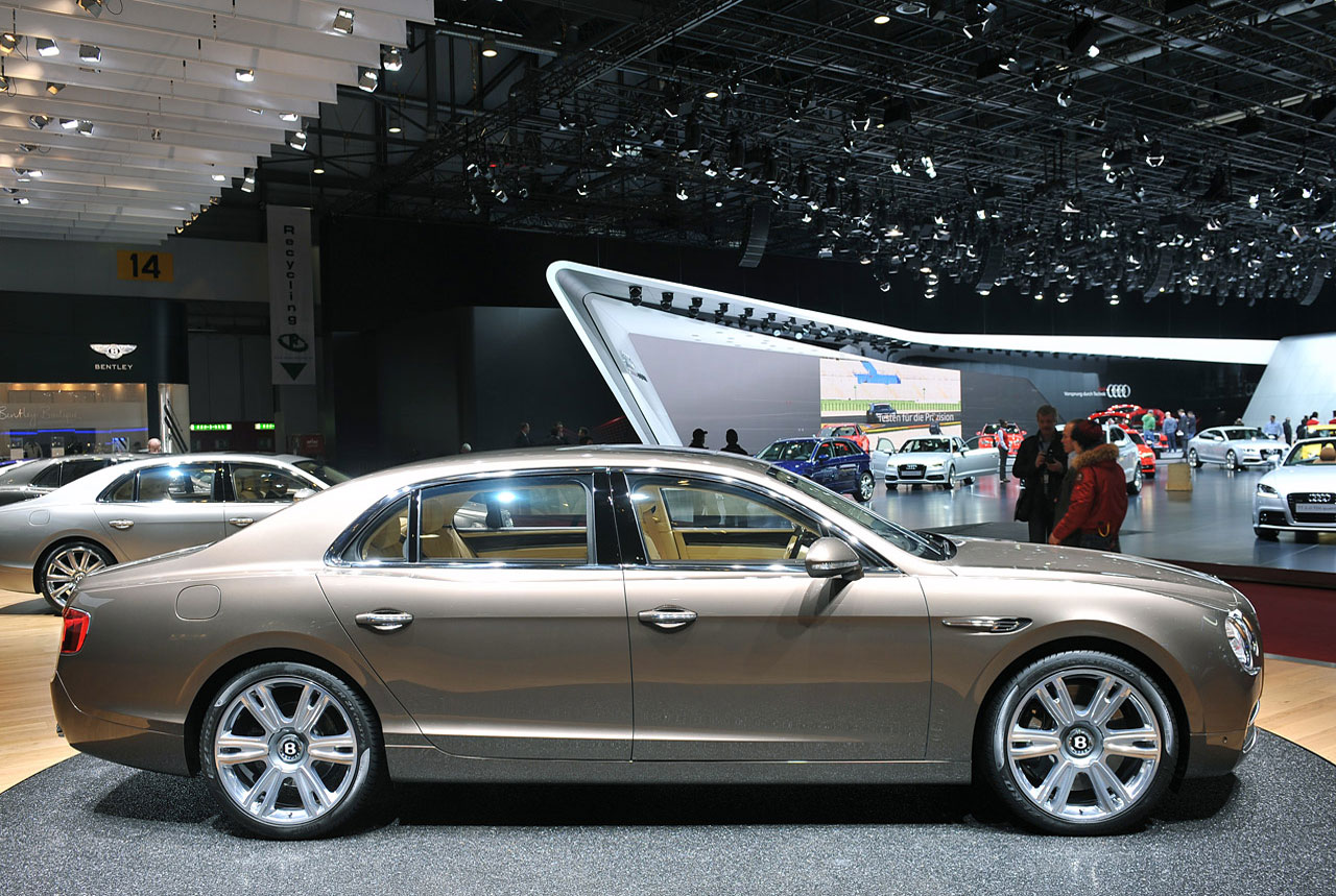 2014 bentley flying spur makes its swiss debut 2014 bentley. Cars Review. Best American Auto & Cars Review