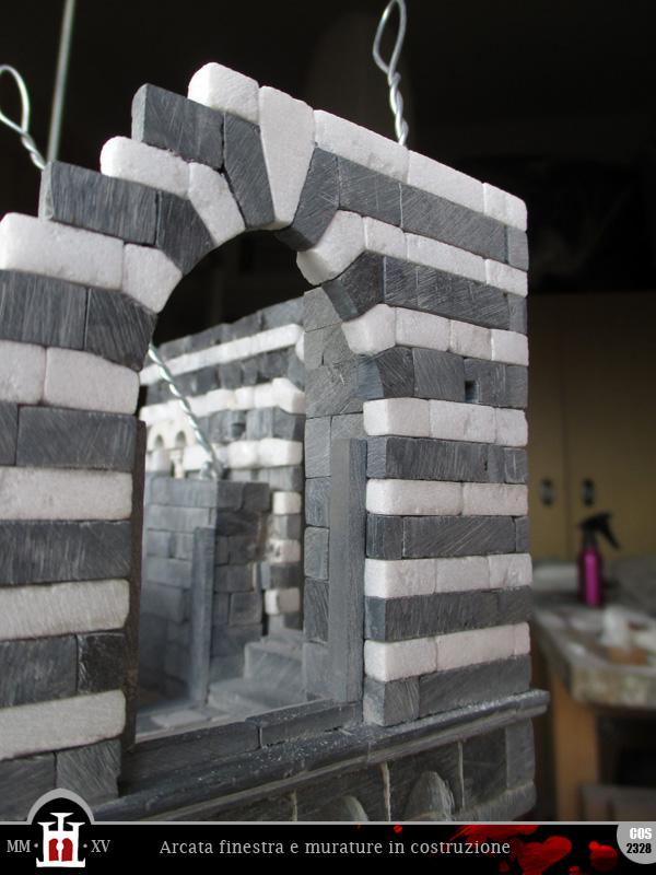 Domus project costruzione 202 finestre del piano nobile - Finestra a tre aperture ...