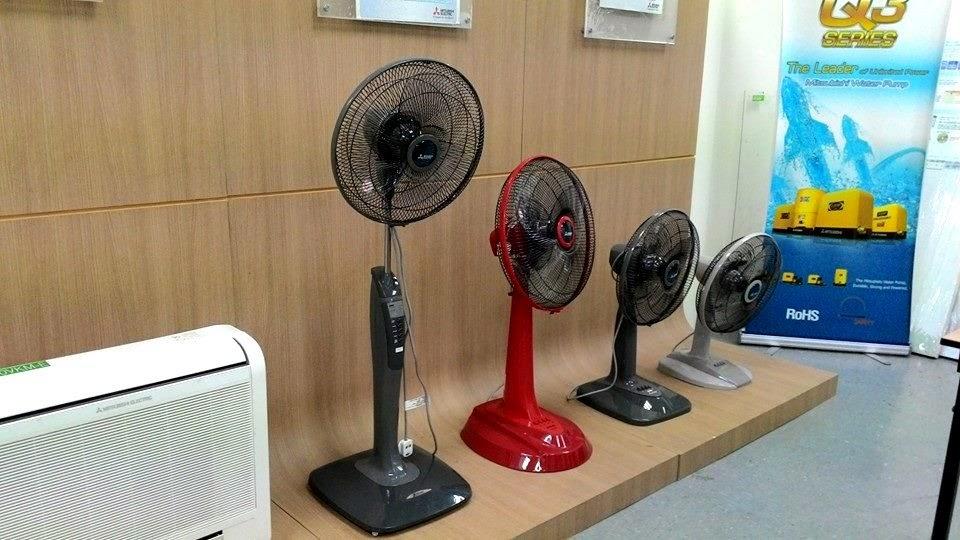 Produk kipas Mitsubishi Electric