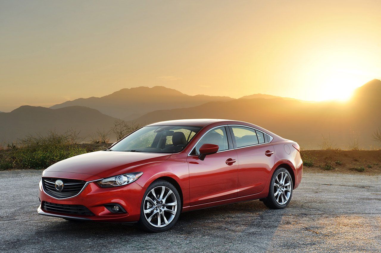2014 Mazda6 Reviews And Prices