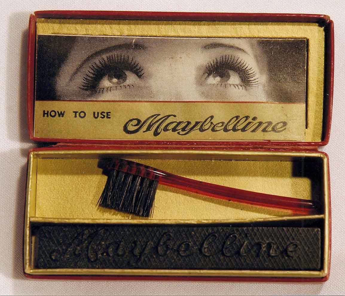 Watch A brief history of mascara video