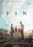 Cartel de la película 'Fin', de Jorge Torregrossa, con Maribel Verdú y Clara Lago. Making Of. Cine
