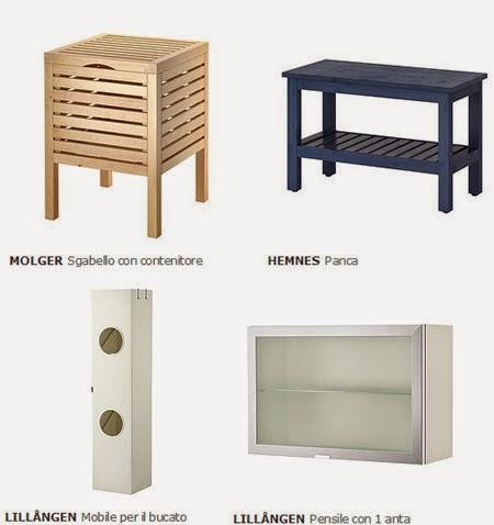 Soluzioni visive per l 39 arredamento mobili bagno consigli e soluzioni per lo spazio - Offerte mobili bagno ikea ...
