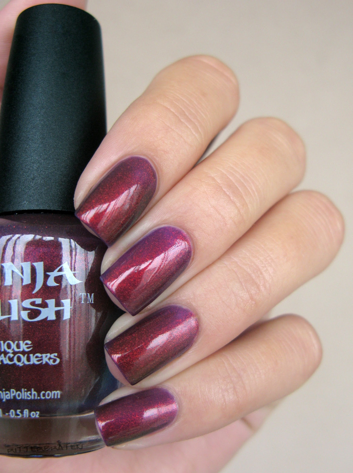 Ninja polish Divinity