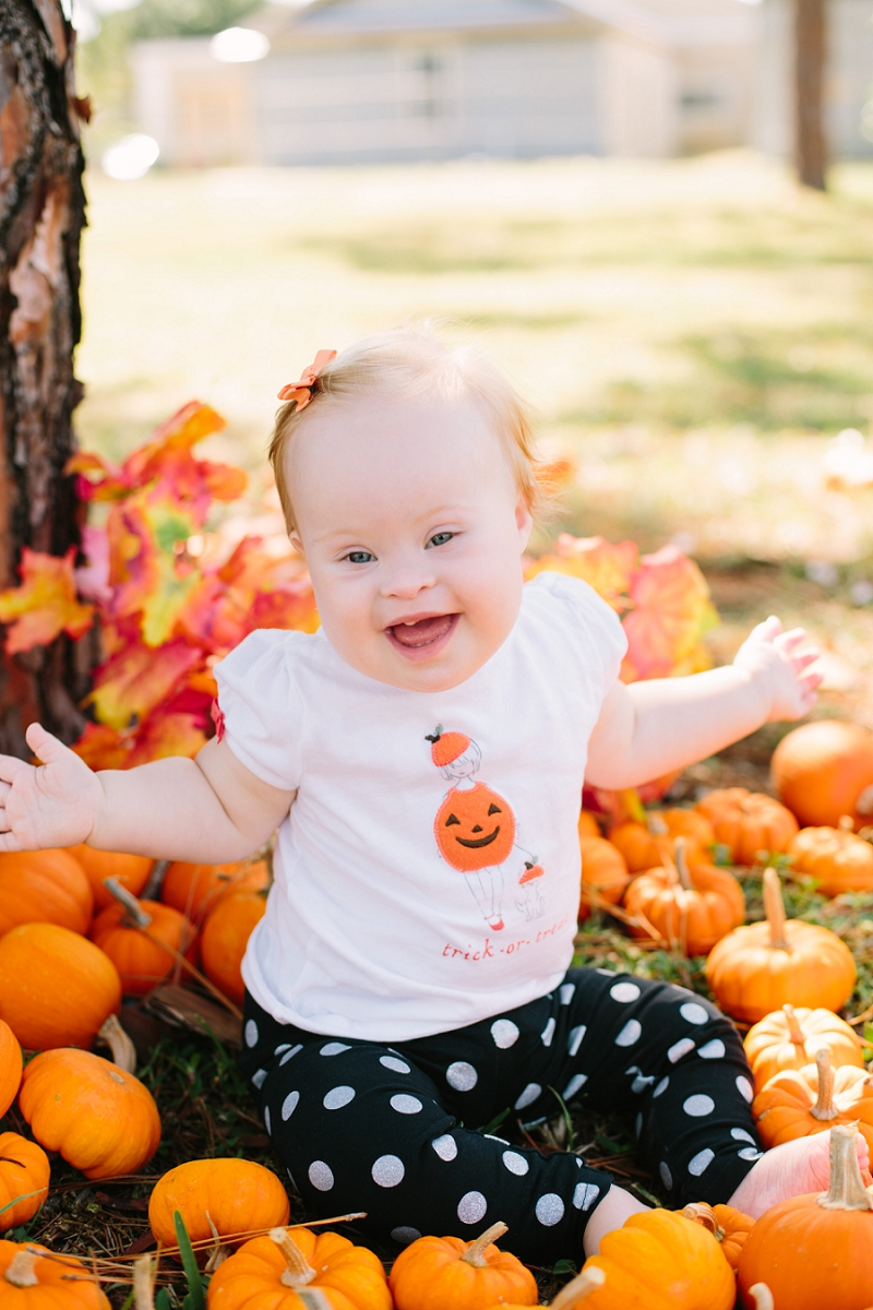 florida pumpkin patch photo shoot