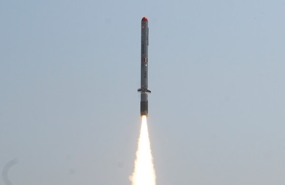 Nirbhay subsonic cruise missile