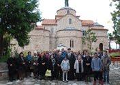 Το προσκύνημά μας στις Ι. Μονές Δαμάστας, Αγάθωνος, Δαδίου, καθώς και στο Ναό της Παναγίας Σκριπούς