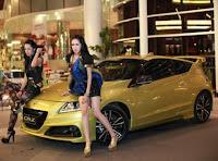 Honda Mobil Bandung - CRZ