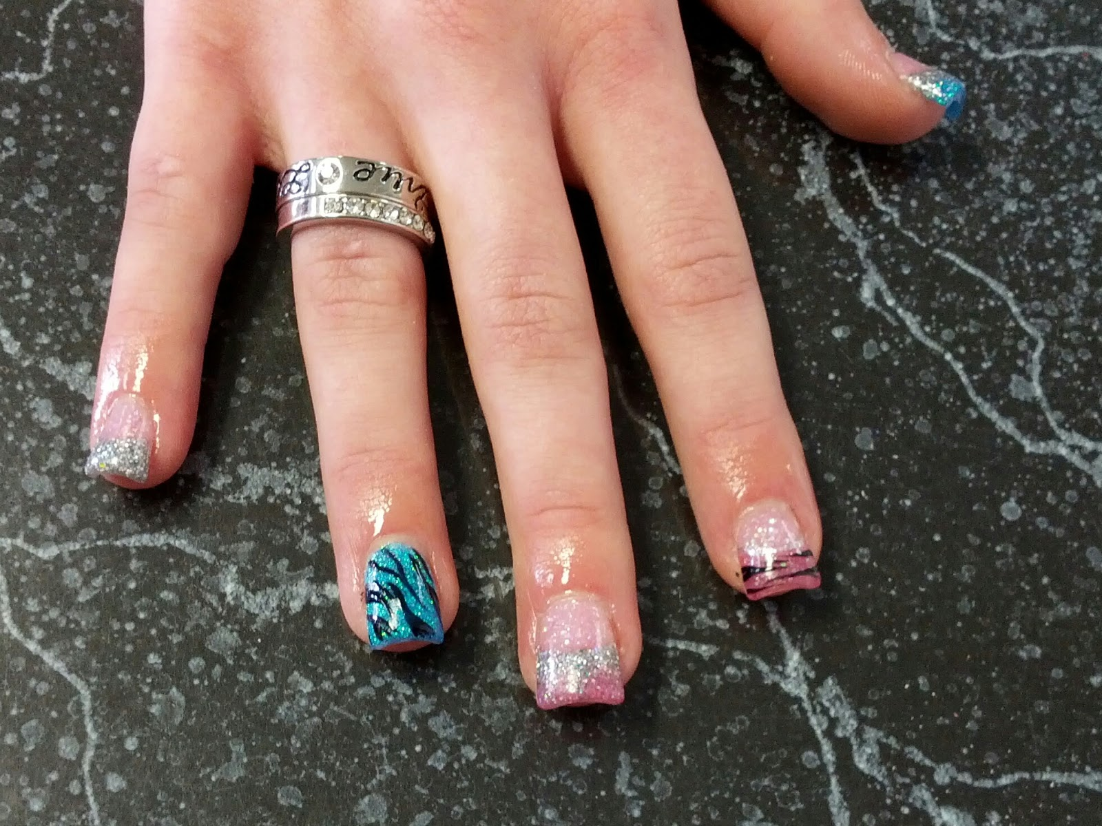 The Breathtaking 2015 cute nail designs for daily Photo