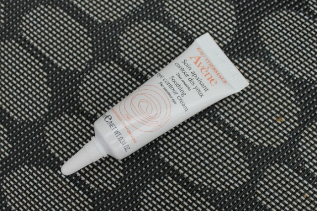 Eau Thermale Avene- Soothing Eye Contour Cream- review